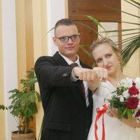 Володя + Ксения = семья) :: Алексей Кузнецов