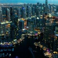 Вечерний Дубай :: Gennady Legostaev