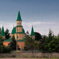 Мечеть. Знаменский. Саратовская область :: MILAV V