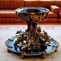 Чаша для обогрева огнем :: Зинаида Каширина