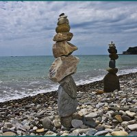 баланс камней :: Виктор Наливайко