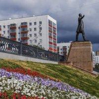 Памятник Шайхзаду Бабича :: Георгий А