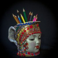 Натюрморт из карандашей :: Валерий Иванович