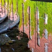 у фонтана в Стокгольме :: Елена