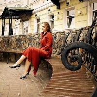 В полоне мыслей и дум.... :: Андрей Головкин