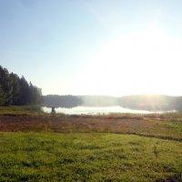 Утро в Карелии :: Vyacheslav Gordeev