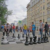 Городские шахматы :: ИРЭН@ .