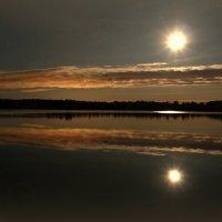 А ночь такая лунная... :: Нэля Лысенко