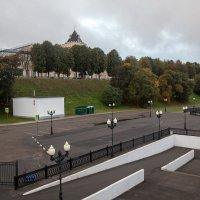 Осень .Волга,Ярославль. :: юрий макаров
