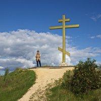 У поклонного креста :: val-isaew2010 Валерий Исаев