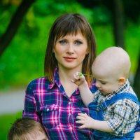 Семейная Фотосъёмка :: Руслан Васьков