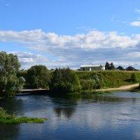 На реке Тёше :: Григорий Вагун*
