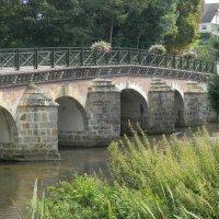 мостик в деревне :: Sabina