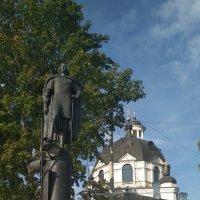 Памятник Александру Невскому :: Алексей Чумаков