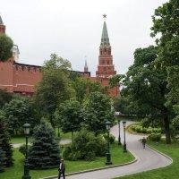 Прогулки по Москве ... :: Алёна Савина