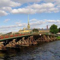 Кронверкский мост :: Андрей Игоревич