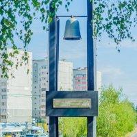 Памятник Морякам АПЛ «Курск» в городе Курске :: Руслан Васьков