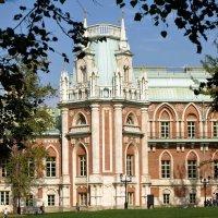 Большой дворец в Царицыно :: Игорь Белоногов