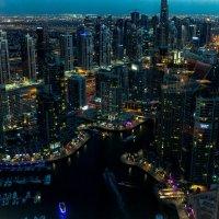 Огни Дубая :: Gennady Legostaev