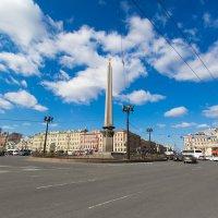 площадь восстания Питер :: Юрий Лобачев