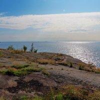 Скалистые берега Ладоги :: Liliya Kharlamova