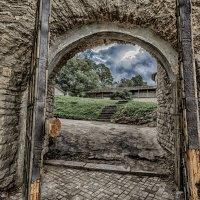 врата в средневековье :: Виктор Грузнов