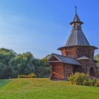 Музей деревянного зодчества. Коломенское. :: Александра Климина