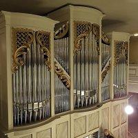 Орган в финской церкви Святой Марии (Санкт-Петербург) :: Ольга И