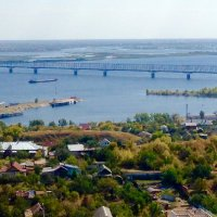Железнодорожный мост :: Кирилл Иосипенко