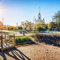 Центральный павильон :: Юлия Батурина