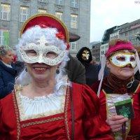 Venezianischer Karneval in Hamburg 2018 :: Nina Yudicheva