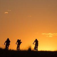 В погоне за солнцем :: Michael Mh MH100181