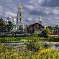 Дивеевский женский монастырь :: Георгий А