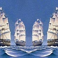 В флибустьерском синем море :: irina Schwarzer