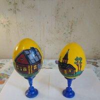 Интерьер с расписными яйцами! :: Светлана Калмыкова