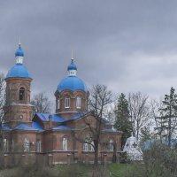 Храм Рождества Пресвятой Богородицы в селе Рождествено :: bajguz igor