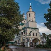 Спасо-Преображенский Авраамиев мужской монастырь :: Сергей Цветков