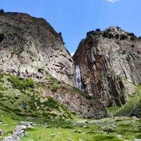 водопад Абай су :: Александр Богатырёв