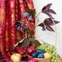 Багряная осень :: Лидия Суюрова