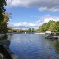 Река Яуза :: Лидия Бусурина