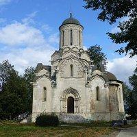 Спасский собор Спасо-Андроникова монастыря :: Лидия Бусурина