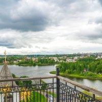 Ярославль. Вид с колокольни. :: Виктор Орехов