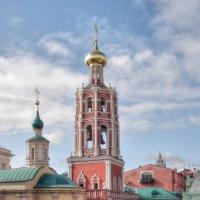 Колокольня Высоко-Петровского монастыря :: anderson2706