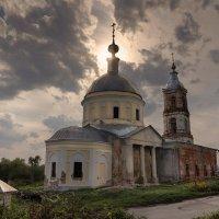 Никольская церковь :: Александр Белый