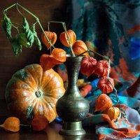 Оранжевая осень :: Лидия Суюрова