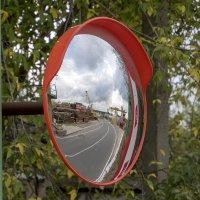 Зеркало на проходной. :: Анатолий. Chesnavik.