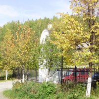 Врата храма :: Иван Семин