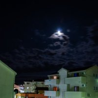ночь в Будве :: Валентина M