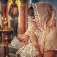 Бабушка с внучкой :: Надежда Антонова