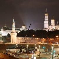 Москва с Зарядья :: Андрей Игоревич